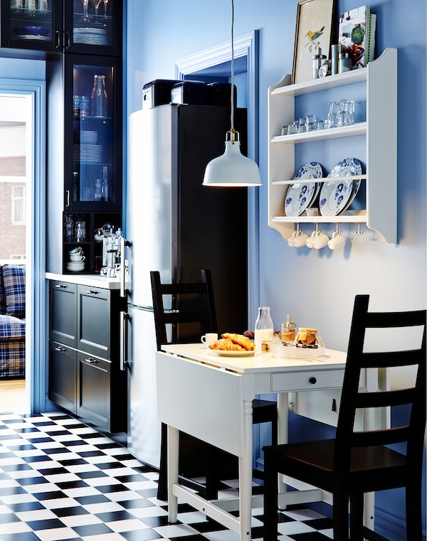 Ways To Make A Little Kitchen Feel