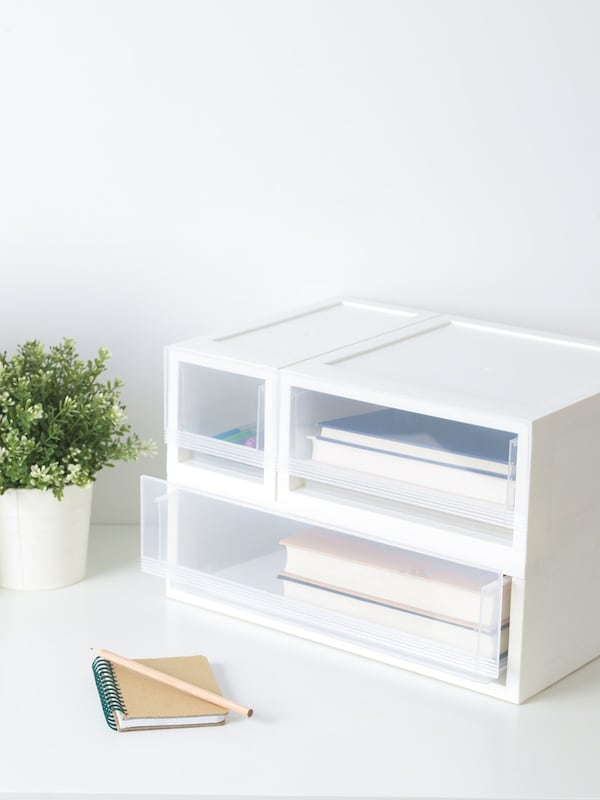 Small storage & organisers