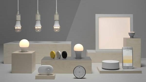 ikea home smart lampen