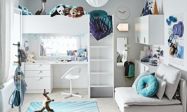 SMASTAD storage options for growing children