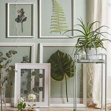 SMYCKA-plante-artifficielle-cadre