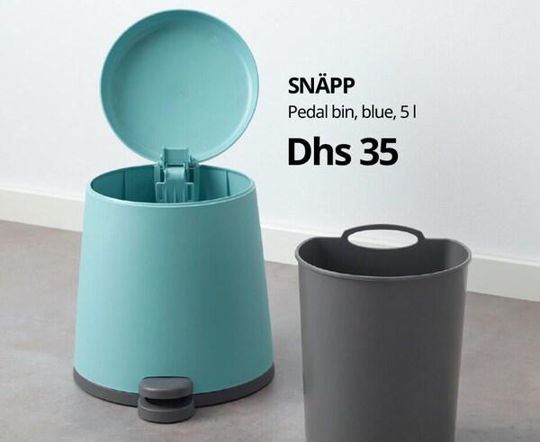 SNAPP Pedal bin