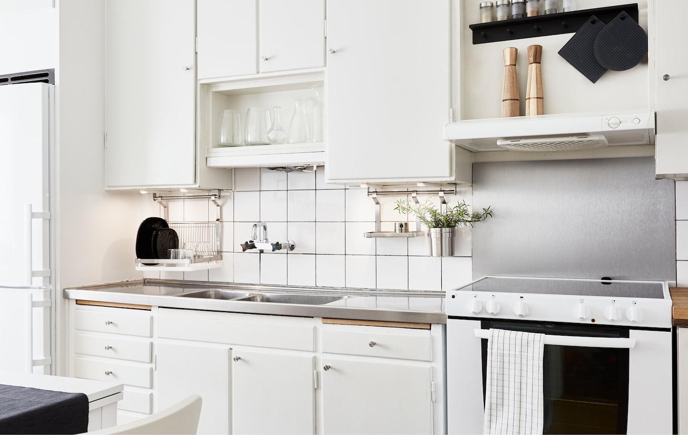 Alte Küche verschönern: aus Alt mach Neu - IKEA Deutschland