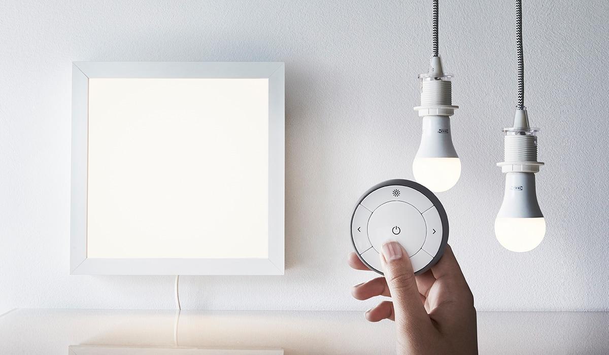 Smarte Beleuchtung Lichtquellen Hinzufugen Entfernen Ikea Schweiz