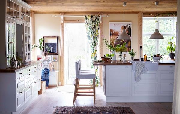 Im Landhausstil traditionelles zuhause im landhausstil ikea