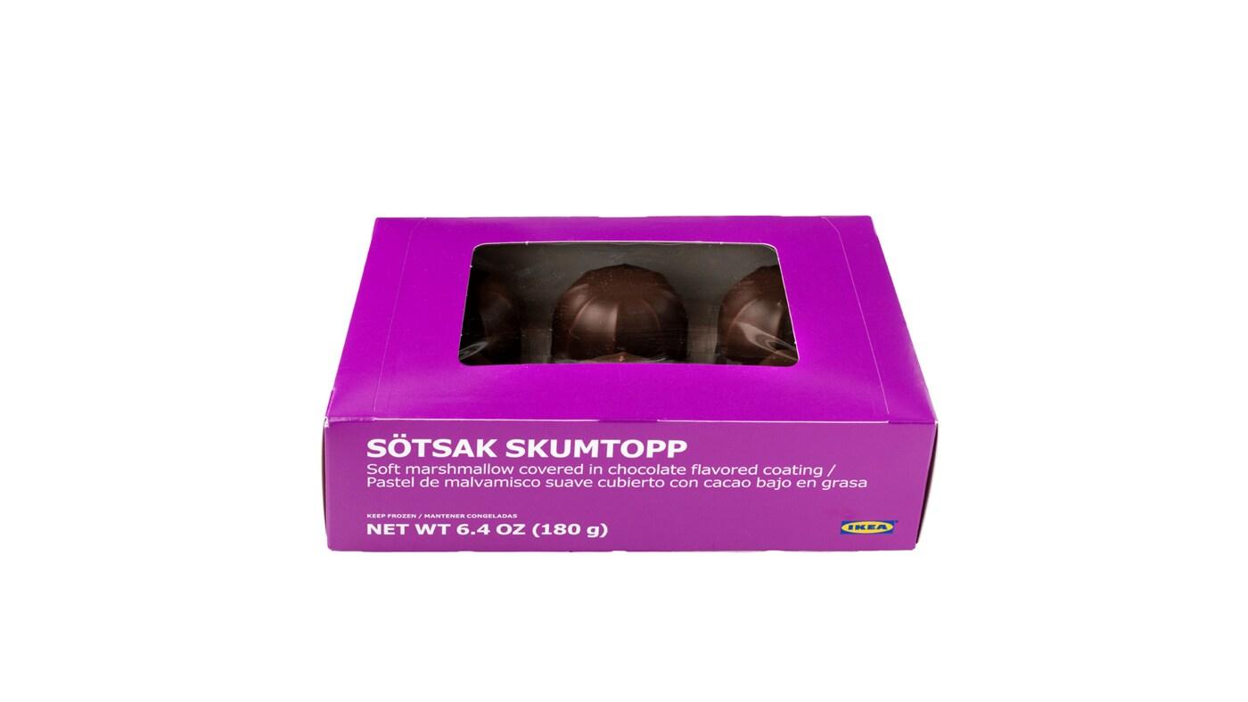 SÖTSAK SKUMTOP - Produto retirado de venda