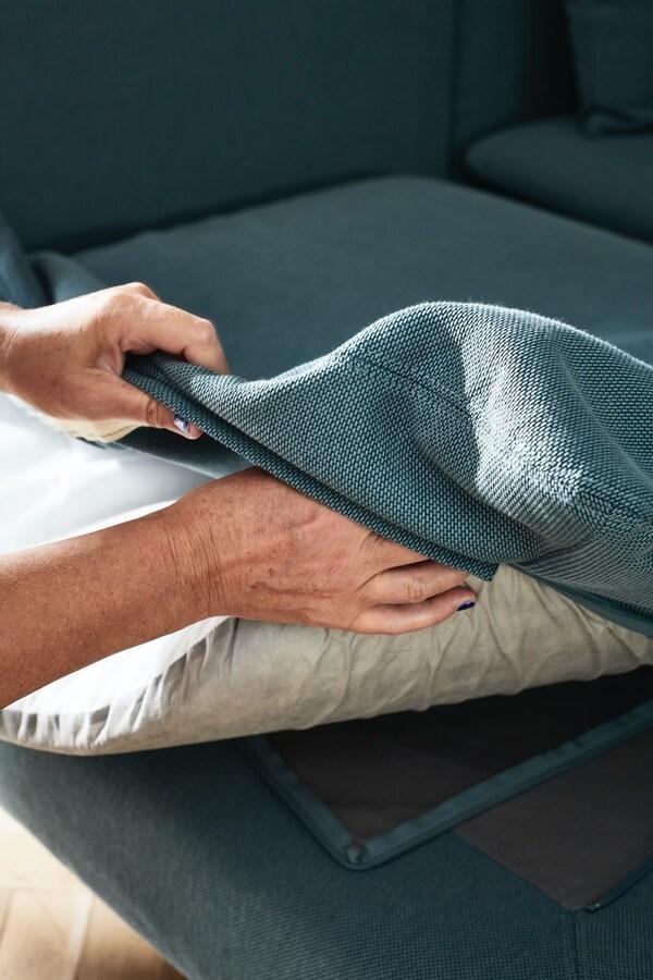 Sofa Stoffmuster Bestellservice