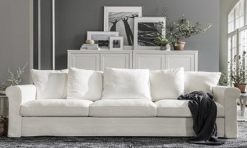 Sofa that welcomes you home - GRÖNLID planner