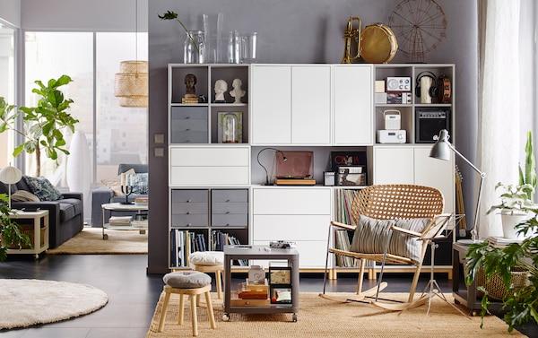 Rattan Sedia A Dondolo Ikea.Organizzazione A Modo Tuo Ikea