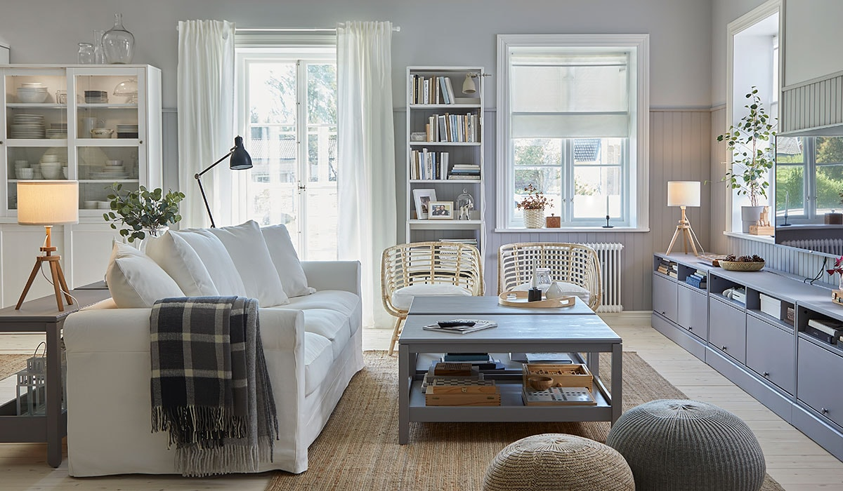 Idee per l'arredamento per il soggiorno - IKEA - IKEA Svizzera
