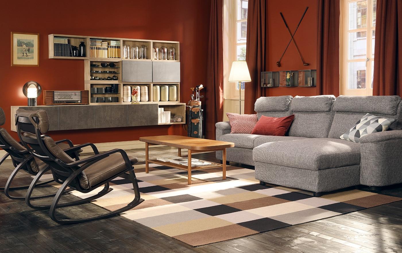 Organizza il soggiorno secondo le tue passioni ikea for Grandi magazzini arredamento