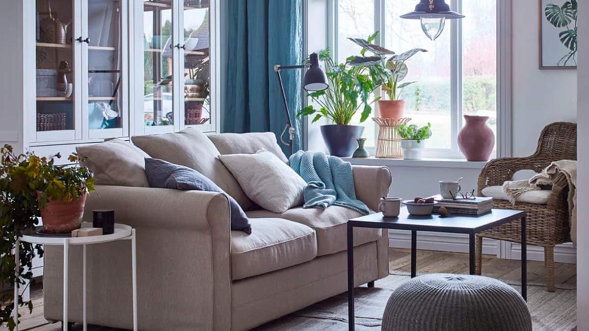 Salotto Moderno Ikea : Soggiorni salotti living ikea