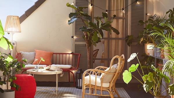 Mobili da giardino e arredamento per esterni ikea for Ikea arredo giardino