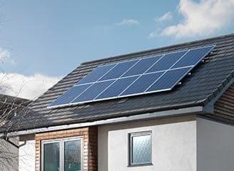 Solaranlage SOLSTRÅLE BASIC