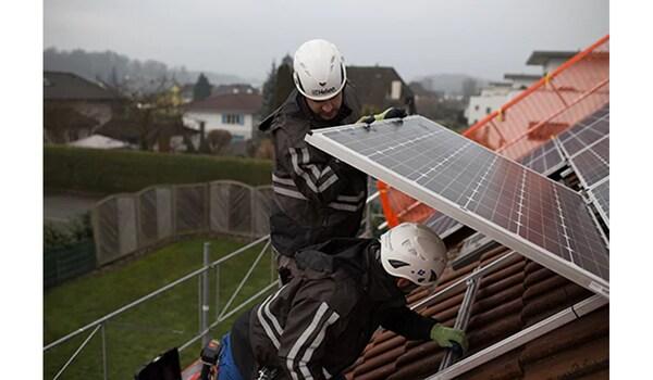 Solaranlagen: Recycling der Solarmodule