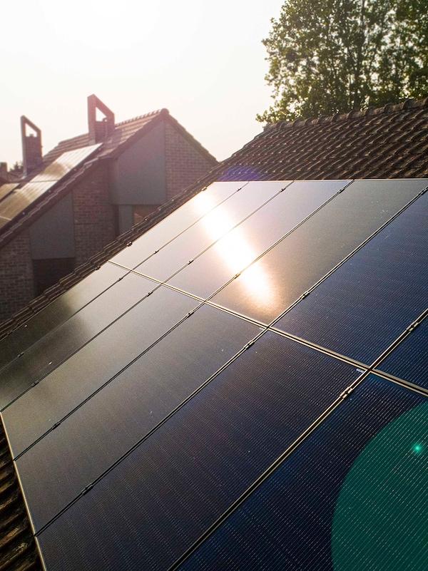 SOLSTRÅLE Solar energy system