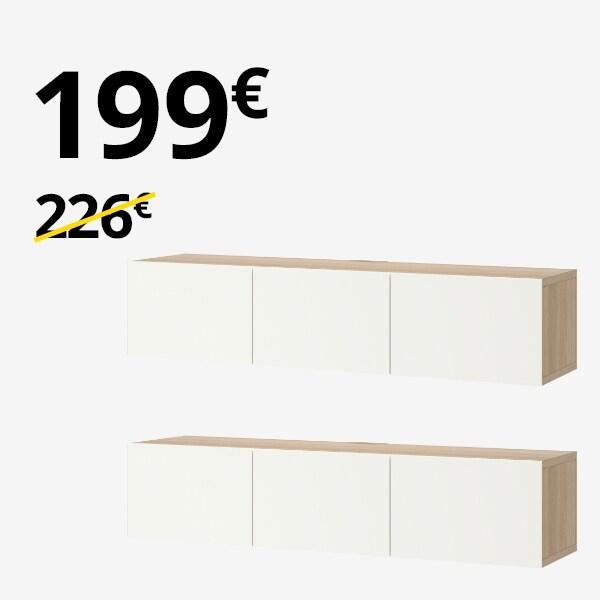 Solución de TV BESTÅ