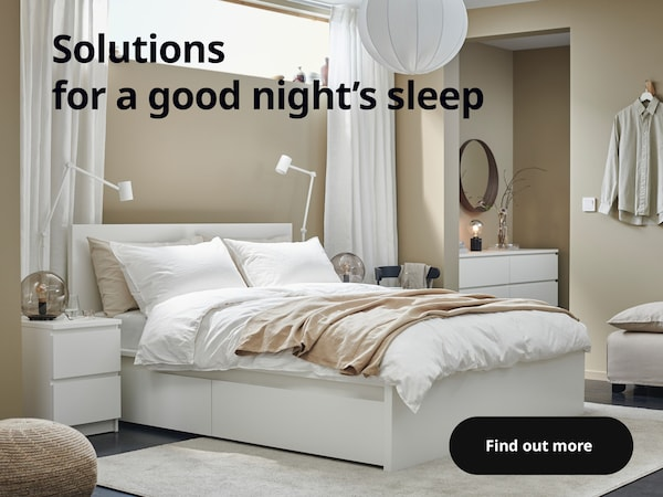 Solutions for a good night sleep