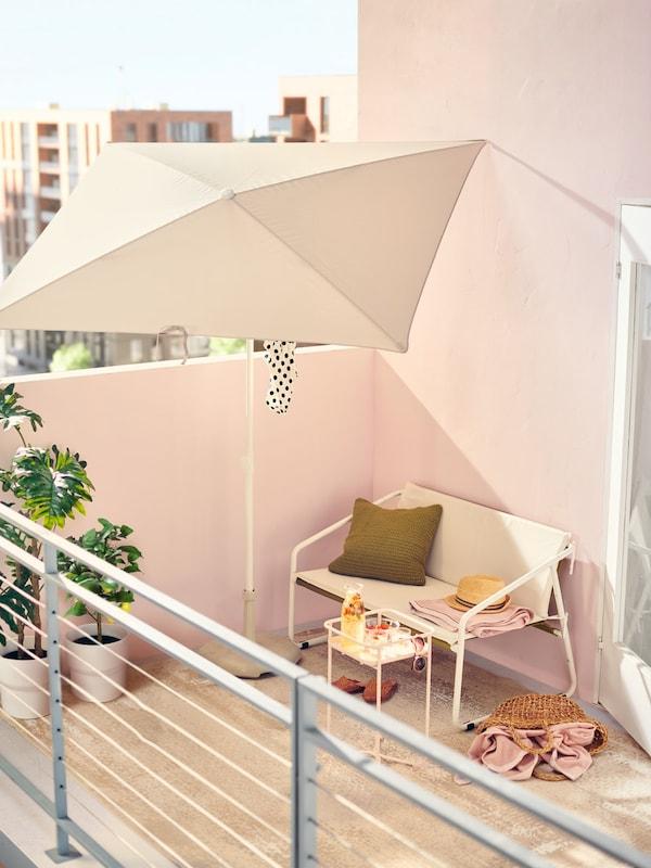sombrillas y parasoles para terrazas
