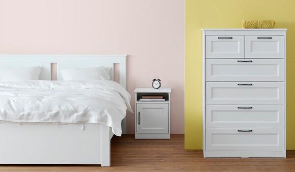 SONGESAND bedroom series