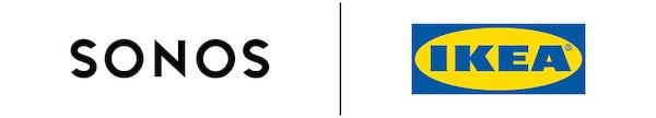 Sonos & IKEA Logos
