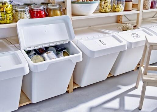 SORTERA recycling bins
