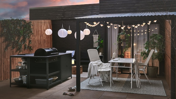 Советы по обустройству уютного уголка для отдыха на свежем воздухе.