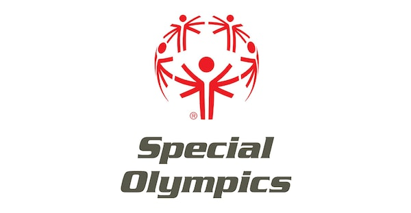Special Olympics logo.