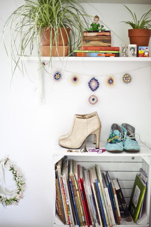 speelgoed opbergen - KNAGGLIG kist - IKEA wooninspiratie