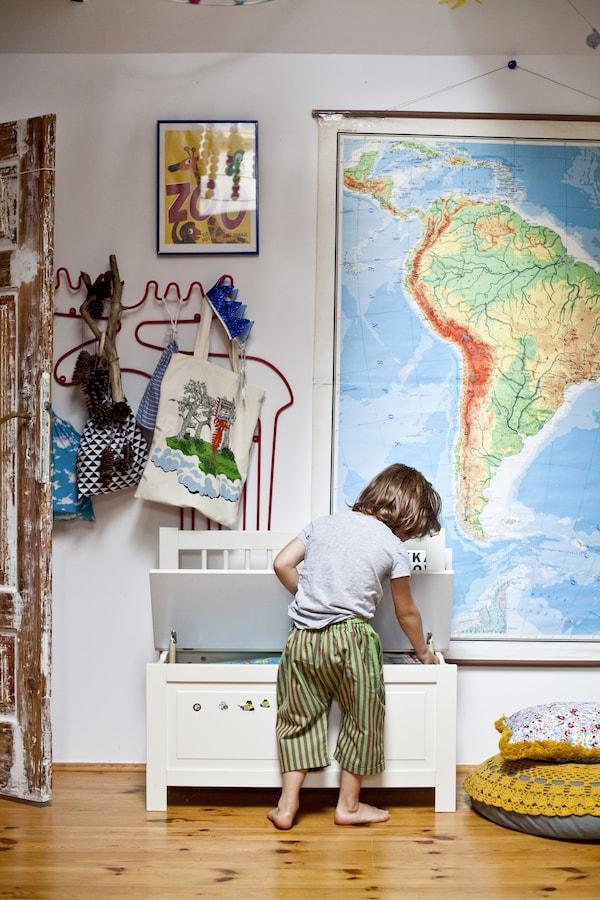 speelgoed opbergen - oplossingen - IKEA wooninspiratie