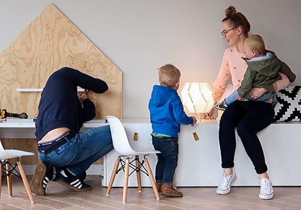 Speelhoek - kinderhoek - STUVA - 2WMN - IKEA wooninspiratie