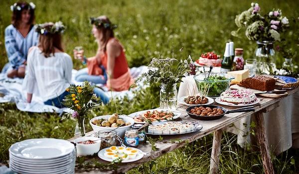 Spezialitäten für Schwedische Feste
