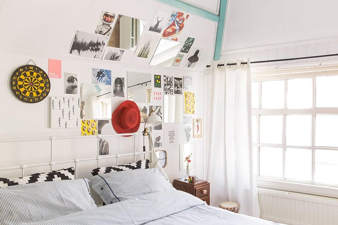 Spiegels: laat je ruimte groter lijken