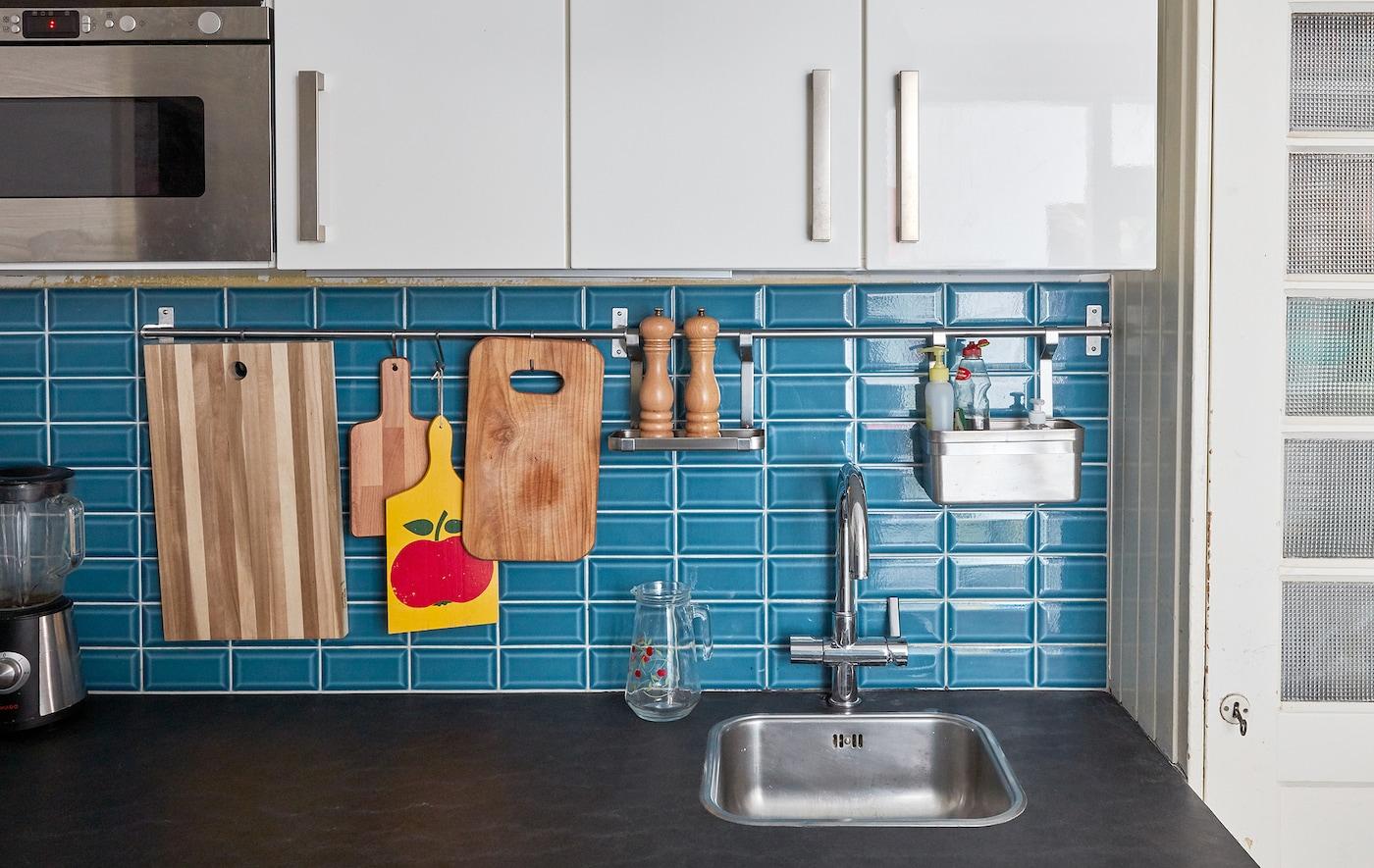 Stauraum In Kleinen Kuche Schaffen So Geht S Ikea Deutschland