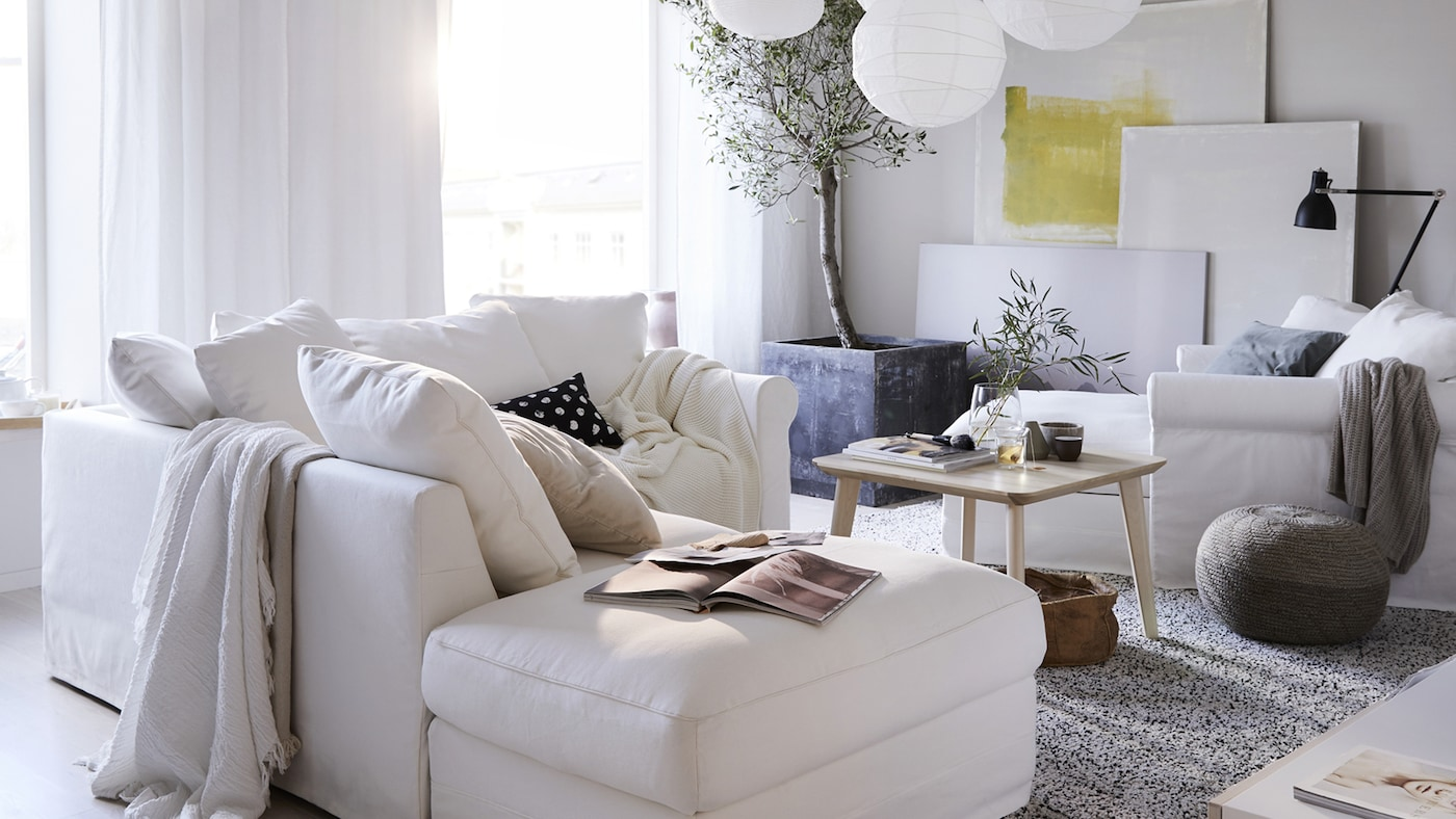 Ikea Living Room Furniture