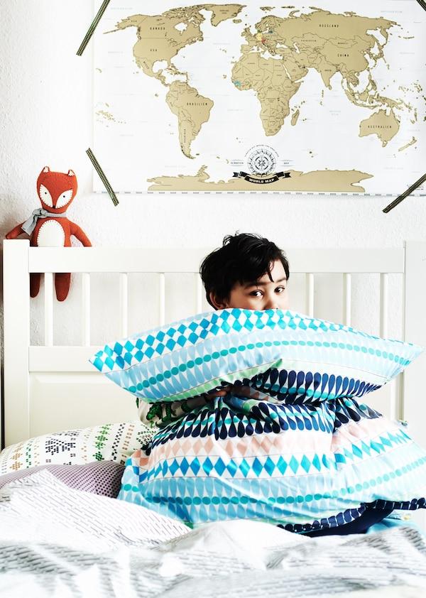 Kinderzimmerideen für Kinder im Alter von 5-12 Jahren - IKEA