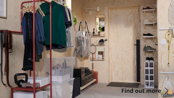 Storage ideas that reach new heights