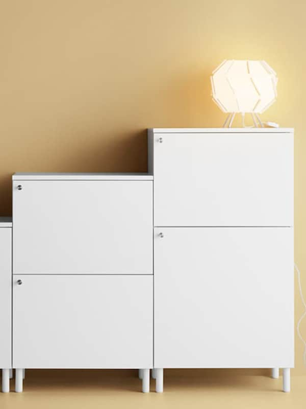 Storage solution systems