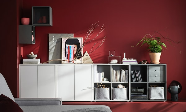 Storage solution that suits all needs - EKET planner