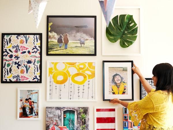 Storie per aiutarti a creare la tua galleria d'arte.