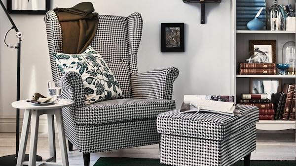 STRANDMON Sessel von IKEA
