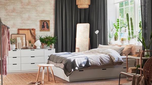 Cassettiera Camera Da Letto Ikea : Camere da letto ikea per sognare a occhi aperti ikea