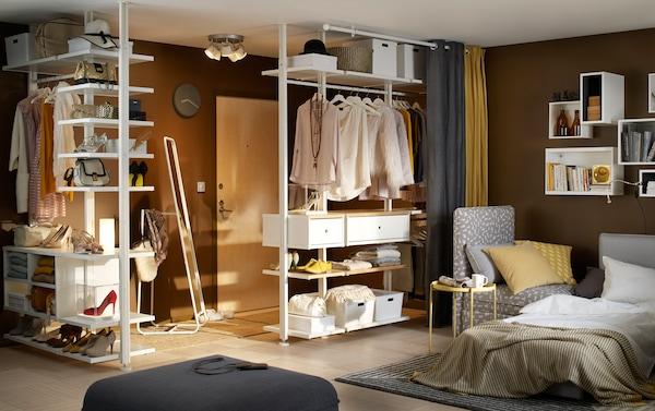 Rangements Malins Pour Petit Espace Ikea