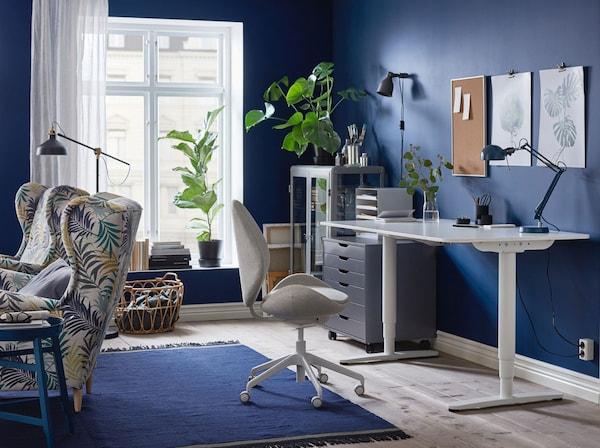 Arredamento da ufficio e studio ikea for Ikea planner camera