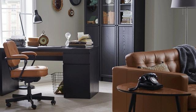 Sedie Per Sala Dattesa Ikea.Arredamento Da Ufficio E Studio Ikea