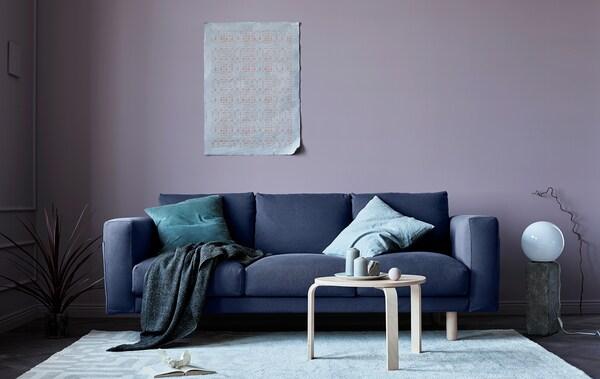 Sensationelle Opdater din stue til efteråret - IKEA IT32