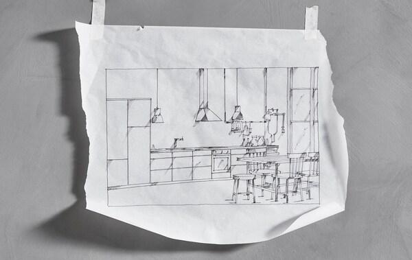 Stylische Kuche Einbauen Ikea