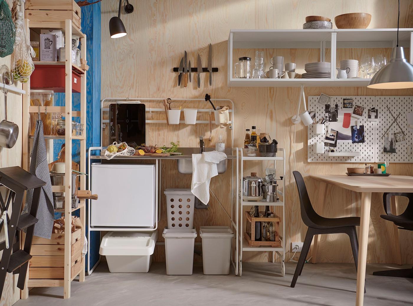 SUNNERSTA mini kitchen