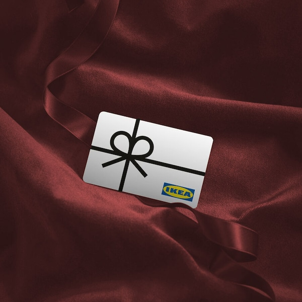 Surprise someone today with an IKEA gift card