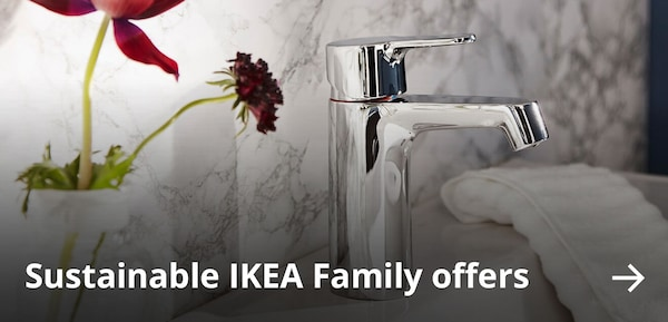 Sustainable IKEA Family offers